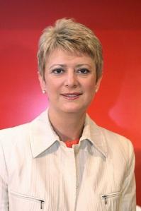 Consuelo Rumí, secretaria de Estado de Inmigración y Emigración.