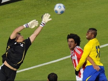 Ecuador perdió dos puntos más lo que lo aleja del Mundial.