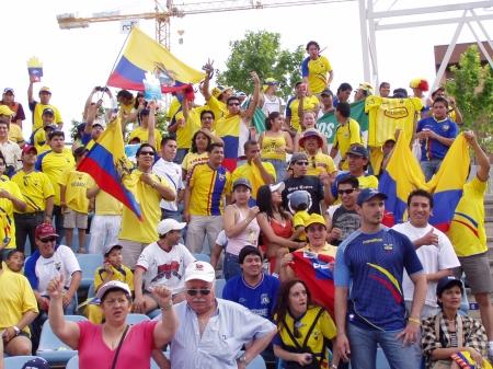 Ecuatorianos en España.